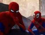 Miles Morales aprende de Peter Parker en esta escena exclusiva de 'Spider-Man: Un nuevo universo'
