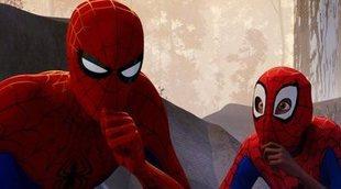 Clip exclusivo de 'Spider-Man: Un nuevo universo' con Peter Parker y Miles