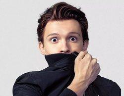 Tom Holland pilla a Jake Gyllenhaal imitando a Spider-Man