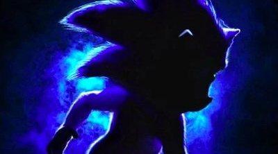 El póster de 'Sonic: La película' muestra el aspecto del erizo en el mundo real