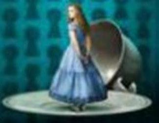 Nuevo tráiler de 'Alice in Wonderland'