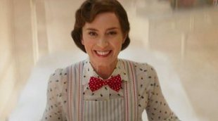 """'El regreso de Mary Poppins': Las primeras críticas dicen que Emily Blunt es """"prácticamente perfecta"""""""