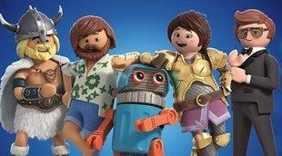 Daniel Radcliffe se estrena en la animación con 'Playmobil: The Movie'