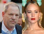 Harvey Weinstein alardeó de haberse acostado con Jennifer Lawrence ante una víctima