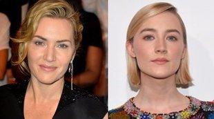Kate Winslet y Saoirse Ronan serán amantes en su próxima película
