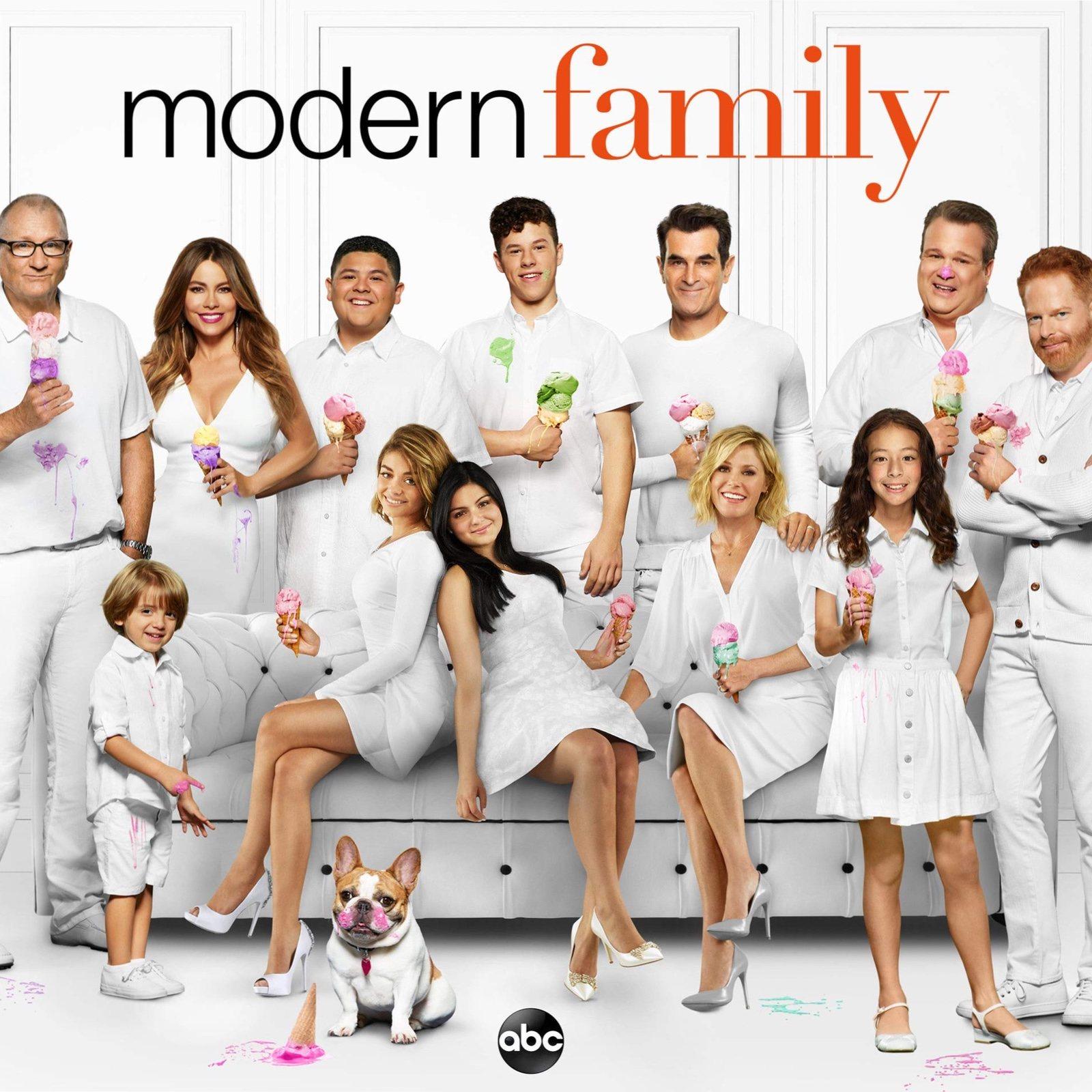 Modern Family 10x17 Espa&ntildeol Disponible