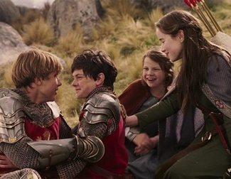 Los cuatro protagonistas de 'Las crónicas de Narnia' se reúnen 15 años después