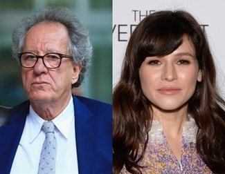 Una actriz de 'Orange Is The New Black' acusa a Geoffrey Rush de conducta inapropiada