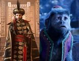 'Aladdin': Primer vistazo a Jafar (Marwan Kenzari) y al mono Abú