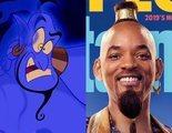 'Aladdin': Will Smith confirma que el Genio de la lámpara será azul en el remake en acción real