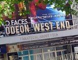El precio de una entrada de cine en Londres alcanza los 45 euros