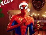 El álbum de villancicos de 'Spider-Man: Un nuevo universo' existe, y es una maravilla