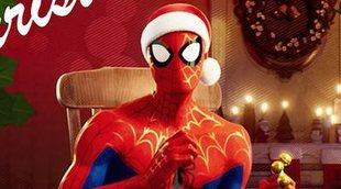 El álbum de villancicos de 'Spider-Man: Un nuevo universo' es real