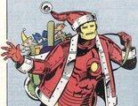 Así desean Feliz Navidad los actores de Marvel en las redes sociales