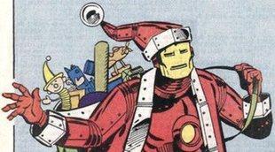 Los actores de Marvel felicitan así la Navidad