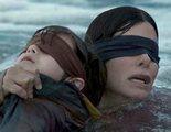 'Bird box: A ciegas': Una escena eliminada mostraba a un monstruo tan ridículo que hizo reír a Sandra Bullock