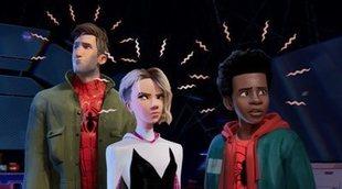 Ya puedes leer online el guion de 'Spider-Man: Un nuevo universo'