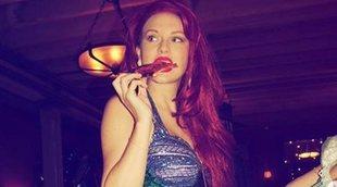 Taylor Swift se convierte en Ariel de 'La Sirenita'