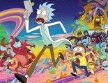 'Rick y Morty' comparte un nuevo video y los fans se preguntan cuándo llegará la cuarta temporada