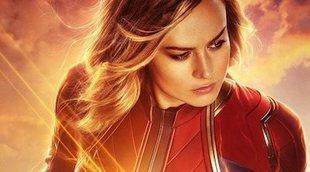 'Capitana Marvel': Nuevo tráiler con más comedia y acción