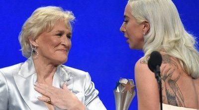 Lady Gaga y Glenn Close, empate a mejor actriz en los Critics' Choice Awards