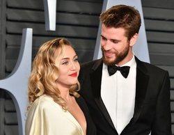 Muere de amor con la felicitación de cumpleaños de Miley Cyrus a su marido
