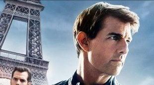 'Misión Imposible' tendrá dos películas más con Tom Cruise