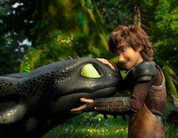 Ya puedes escuchar la canción de Melendi para 'Cómo entrenar a tu dragón 3'