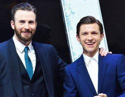 Chris Evans y Tom Holland lideran un reparto de infarto para lo nuevo de Netflix