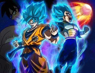 'Dragon Ball Super: Broly' arrasa en su estreno en cines de Estados Unidos