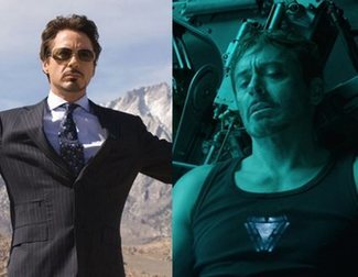 El Universo Cinematográfico Marvel celebra sus 10 años con su propio #10YearChallenge