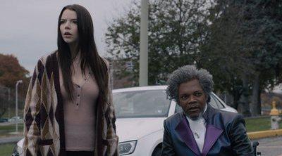 'Glass' recauda menos que 'Múltiple' en su estreno español