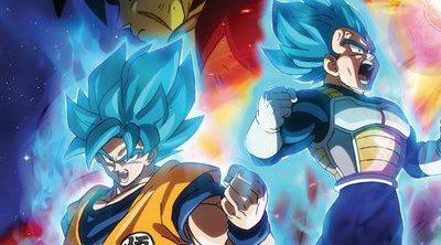 'Dragon Ball Super: Broly', la gran sorpresa de la taquilla USA, llegará a España
