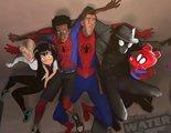 'Spider-Man: Un nuevo universo' casi incluye los cameos de Tom Holland, Andrew Garfield y Tobey Maguire