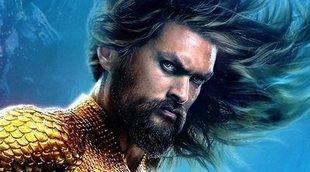 'Aquaman' se convierte en la película de DC más taquillera de la historia