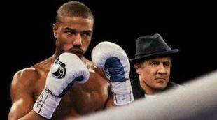 'Creed II' golpea fuerte a 'Glass' en la taquilla española