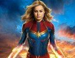 'Capitana Marvel' es 'maravillosa' y 'preciosa' según las primeras reacciones