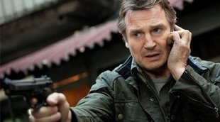Piden que se elimine a Liam Neeson de 'Men In Black International'