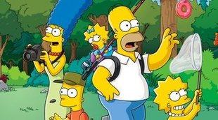 'Los Simpson' renueva por dos temporadas más