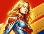 'Capitana Marvel': La web oficial te lleva de vuelta al Internet de los 90