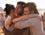 John Boyega celebra el final del rodaje de 'Star Wars: Episodio IX' con este regalo friki de Daisy Ridley