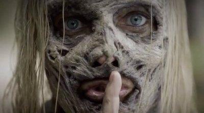 'The Walking Dead': Nuevos detalles del oscuro pasado de Alpha