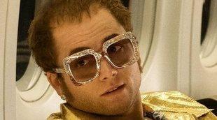 ¿Este video de Taron Egerton cantando Elton John es una pulla a Rami Malek?