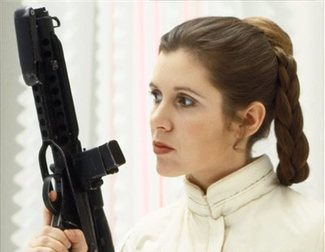 ¿Millie Bobby Brown como Leia en una serie de 'Star Wars'?