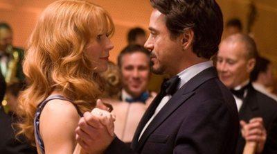 Gwyneth Paltrow se despide de Robert Downey Jr.