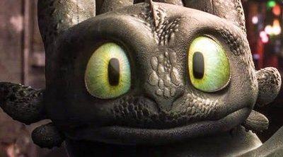 Clip exclusivo de 'Cómo entrenar a tu dragón 3' con Hipo y Desdentao