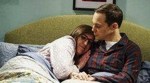 Mayim Bialik cuenta cómo reaccionó a la primera vez de Sheldon y Amy