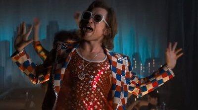 Tráiler de 'Rocketman', con Taron Egerton como Elton John a por el Oscar