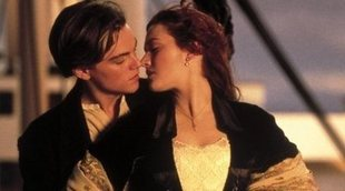 La mano de Rose sigue marcada en el coche de 'Titanic'... 20 años después