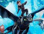 'Cómo entrenar a tu dragón 3' es el mejor estreno del año en la taquilla española, y el mejor de la trilogía